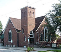 Adel UMC Church